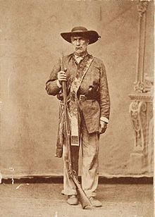 "William Alexander Anderson ""Bigfoot"" Wallace (April 3, 1817 – January 7, 1899) was a famous Texas Ranger who took part in many of the military conflicts of the Republic of Texas and the United States in the 1840s, including the Mexican-American War."