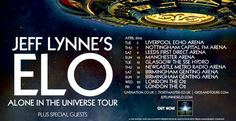 elo uk tour 2016 - Google Search