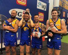 proud Dads 💙💛 West Coast Eagles, Proud Dad, Western Australia, My Boys, Studs, Mad, Football, Mens Fashion, Future