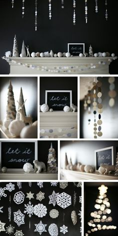 34 Awesome Winter Garlands For Creating An Atmosphere - Shelterness