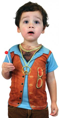 Faux Real - Toddler 70's Vest, $25.00 (http://www.fauxrealshirt.com/products/toddler-70s-vest.html)