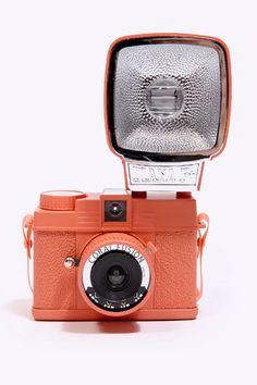 Lomography Diana Coral Mini Camera