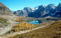 #hiking 12 great trails in Banff National Park, Alberta, Canada