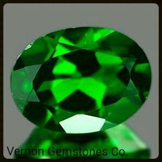 Stunning 1.64ct Siberian Chrome Diopside - Vernon.Gemstones@gmaIl.com