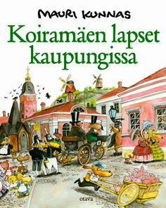 Mauri Kunnas My Children, Finland, Childhood Memories, Illustrators, Fairy Tales, Literature, Picture Books, Retro, Reading