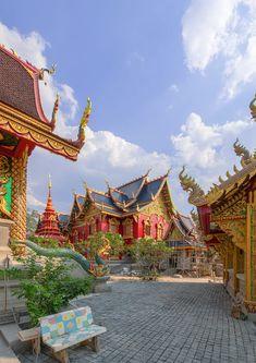 Wat Pa Yang by Alain Renaudin on 500px