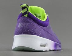 cheaper 787c2 1c875 Nike Air Max Thea Woven ELECTRIC PURPLE Nike Air Max, Träningsskor
