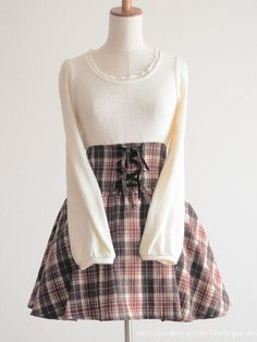 LIZ LISA Autumn Winter OP Dress Classic Lolita Hime gyaru Size0 Japan #LIZLISA #Peplum #Casual