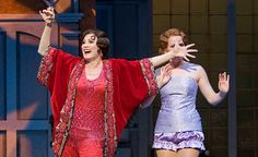 The Drowsy Chaperone and Janet van de Graaff...oh how much I love this show :)