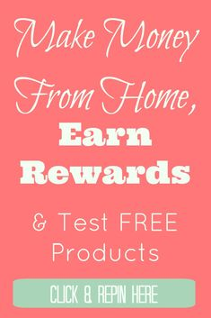 Make money from home this summer! Plus, get a free products for applying! http://couponcravings.com/make-money-from-home-earn-rewards-test-free-products-with-toluna