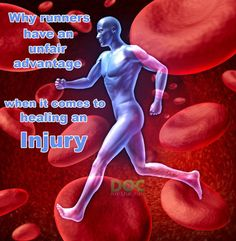 """""""If you want to recover quickly you have to keep a positive mental attitude.""""  Doc On The Run Podcast: Why Runners Have An Unfair Advantage When It Comes To Healing An Injury"""