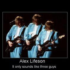 ALEX too true