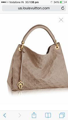 c670b788cd62 Artsy MM Monogram Empreinte - Handbags - Shoulder Bags and Totes