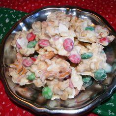 Christmas Bark Candy