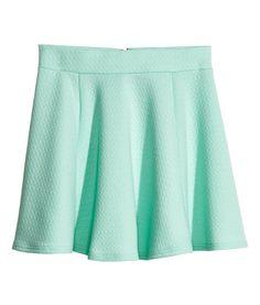Circular skirt | Product Detail | H&M