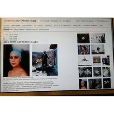 Suomen VALOKUVATAITEEN MUSEO. KAAPELITEHDAS HELSINKI. VALOKUVANÄTTELY Alec SOHT Maailman Huippu Valokuvataiteilija. @kaapelitehdas.fi  #valokuvaus #helsinki #taide #kulttuuri #näyttely 👍❤💋😻😉☺ SUOSITTELEN Lämpimästi. TYKKÄSIN&Viihdyin. HYMY