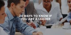 20 Ways to Know If You Are a Leader | Paul Sohn