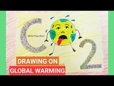 Best Global Warming Drawing Poster Easy | Climate Change Drawing | Save Earth Poster Drawing Easy - YouTube Global Warming Drawing, Save Earth Posters, Drawing Competition, Poster Drawing, Earth Surface, Easy Youtube, Easy Drawings, Climate Change, Fictional Characters