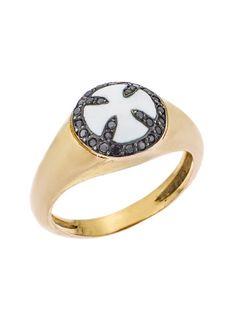 Δαχτυλίδι με Διαμάντια Χρυσό 18Κ Αναφορά 021702 Ένα μοναδικό δαχτυλίδι που  μπορείτε να χαρίσετε σε μια 2809b4c9936