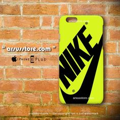 Nike Just Do It Sport Apparel iPhone 6 Case and iPhone 6 Plus Case