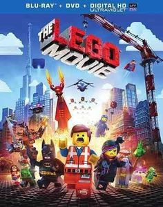 Lego Movie (2014/Blu-Ray/Dvd Combo/Uv)