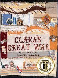 Literary Classics Book Awards -  Gold Award Recipient - Clara's Great War