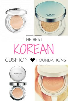 EASY EFFORTLESS FOUNDATION? Its as easy as 1,2,3... Cushion Compacts have been around the last few years and have been …