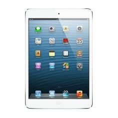 Apple iPad Mini 32GB Wi-Fi + 3G & 4G LTE UNLOCKED GSM - White - No reserve #AppleTime left: 4d 04h (Mar 15, 2014 00:00:23 PDT) Current bid:US $370.00 [ 40 bids ]