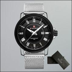 Montre au look sport et chic à la fois de part son design mêlant plusieurs coloris et matériaux pour une forme de montre qui se voudrait plutôt classique... Mélange original qui apporte à cette montre une touche à part très intéressante !