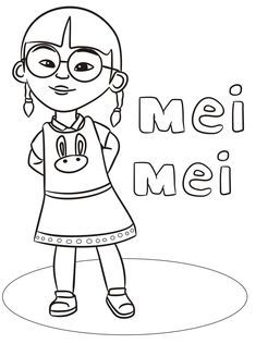 Pin By Ruziana Leman On Korean Kids Printable Coloring Pages Coloring Pages Valentine Coloring Pages