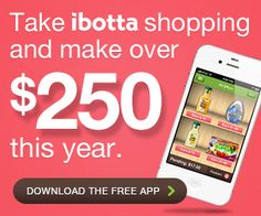 Use The FREE Ibotta App To EARN CASH When You Shop!