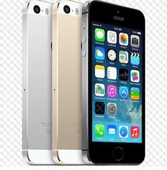 """(Apple iPhone 5S- 16 32 64GB GSM """"Factory Unlocked"""" Smartphone Gold Gray Silver c) Buy-Accessories.net"""