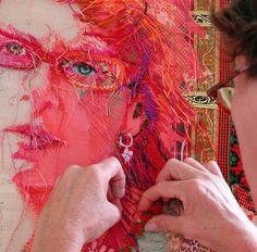 hetty van de zande embroidery