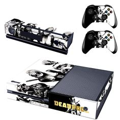 Deadfaction Skin ...  http://www.hellodefiance.com/products/deadfaction-skin-xbox-one-protector?utm_campaign=social_autopilot&utm_source=pin&utm_medium=pin