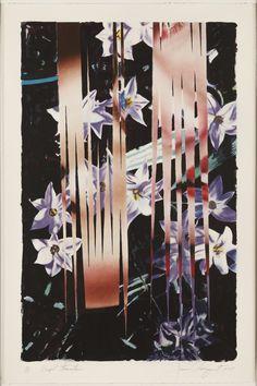 James Rosenquist, Night Transition, 1985, David Klein Gallery