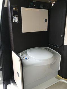 Westfalia Kepler T5 Camper, Washing Machine, Volkswagen, Toilet, Home Appliances, Cars, House Appliances, Flush Toilet, Toilets