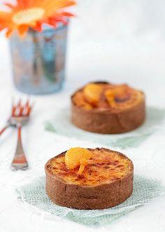Tangerine Creme Brulees Tartelettes Recipe