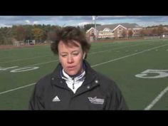 Stonehill Field Hockey Head Coach Shelly Morris Postgame Interview vs. Dowling - 10/27/13