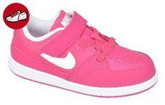 Nike - Nike Priority Low Ps Kinder Sportschuhe Leder Fuchsia 653690 - Pink, 35 - Nike schuhe (*Partner-Link)