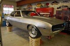 ✔ 1969 Pro Touring Camaro | eBay