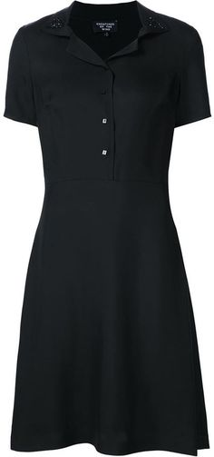 Creatures Of The Wind short sleeve shirt dress https://api.shopstyle.com/action/apiVisitRetailer?id=519118468&pid=uid2500-37484350-28