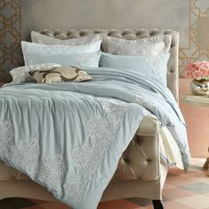 Traditional Simple Italy Mediterranean Theme Bedding Cotton Tribut... ($145) ❤ liked on Polyvore featuring home, bed & bath, bedding, contemporary, duvet covers, home textiles, cotton bed linen and cotton bedding