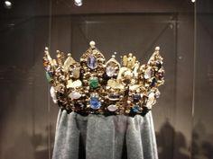 King Henry II's crown.