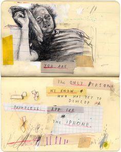 David Fullarton | #sketchbook