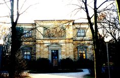 Villa Wahnfried - Wagner's home - Bayreuth, Germany