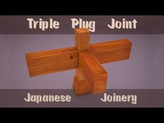 This joint is just made up of several mortise and tenon joints. However with the placement of these tenons and mortises one is able to have one post and tie in 3 different rafters.