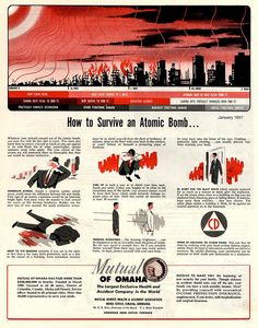 How to Survive an Atomic Bomb by v.valenti, via Flickr