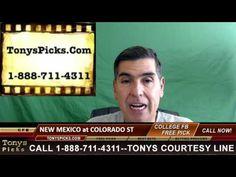 New Mexico Lobos vs. Colorado St Rams Pick Prediction NCAA College Footb...