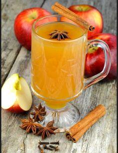 Les meilleures boissons chaudes de l hiver jus de pomme chaud aux épices