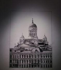 Tuomiokirkko ja presidentinpalatsi